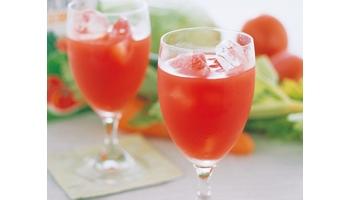 野菜ジュースは活用すべき