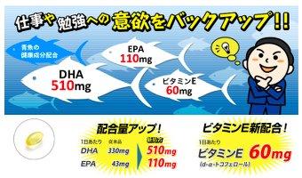 DHAサプリメントの無料サンプルキャンペーン