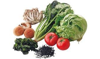 腸の汚れは「食物繊維」で落とす